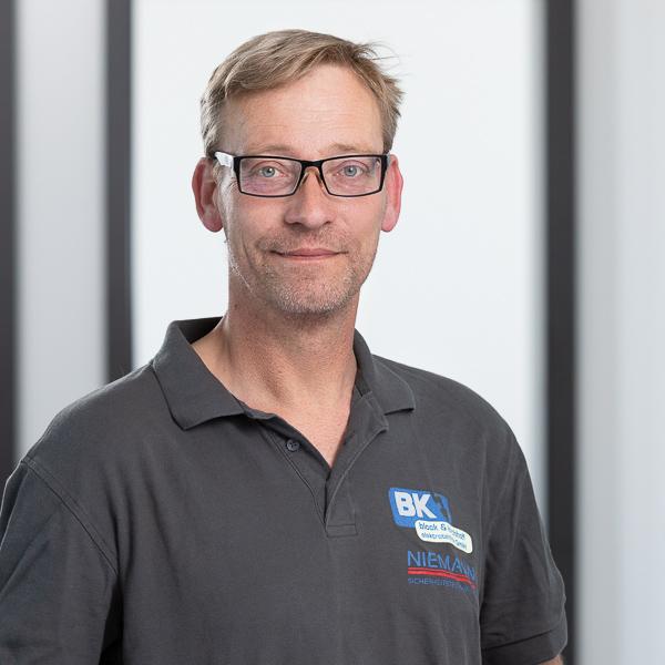 Geschäftsführer,<br /> Vds Fachkraft für Einbruch- und Brandmeldetechnik