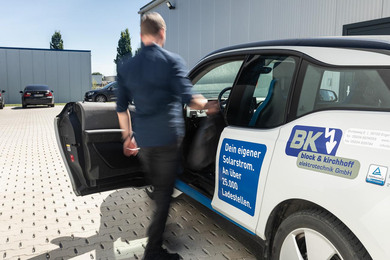 Experten für Photovoltaik in Bünde